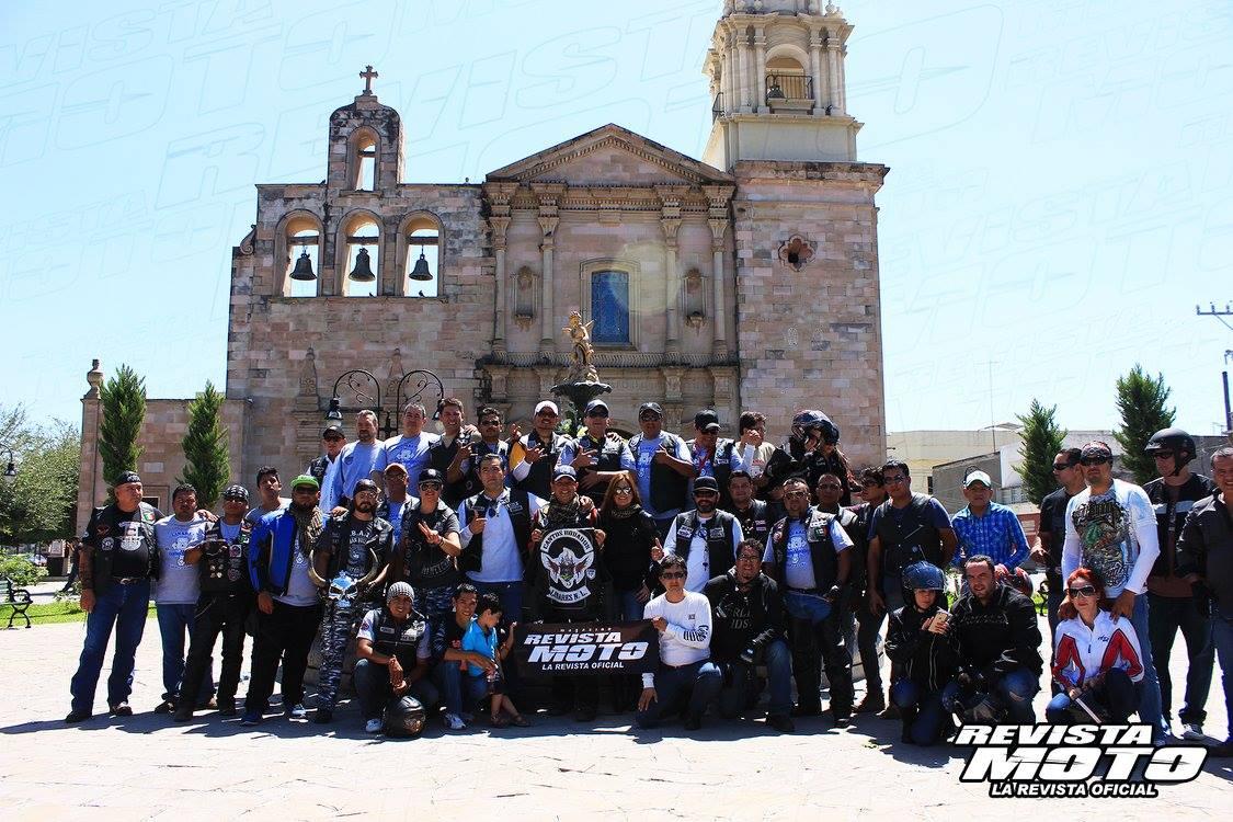 Concentración Motociclista Cantos Rodados, Linares, Nuevo León