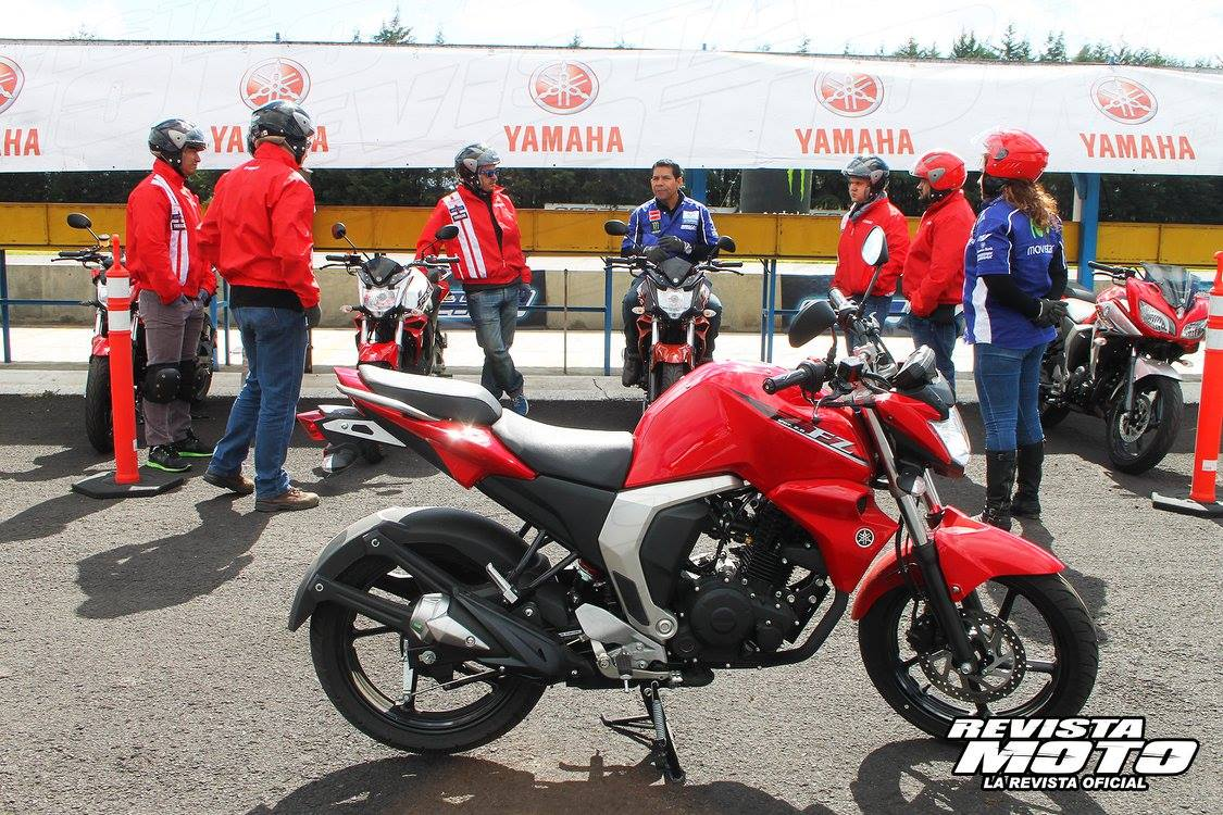 Track Day Yamaha 2015