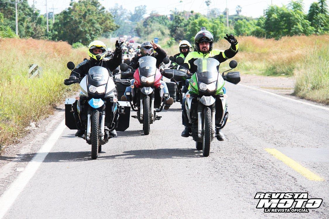 Primera Convención Nacional Off Road KLRos Adventure México