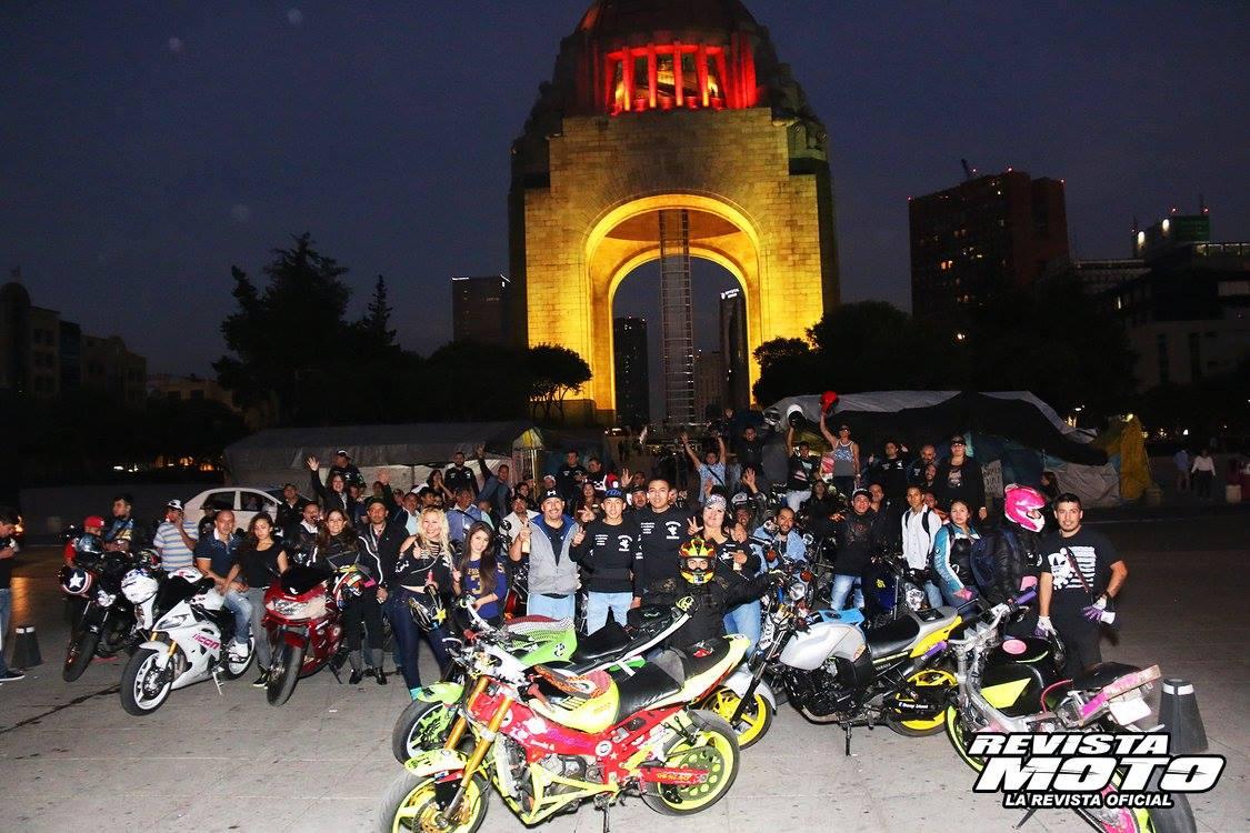 Aniversario de Desordenados Bikers MC