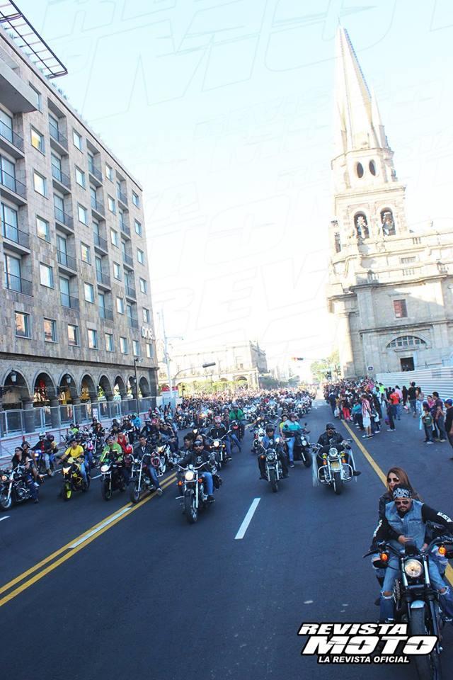 Día Nacional del Motociclista 2015