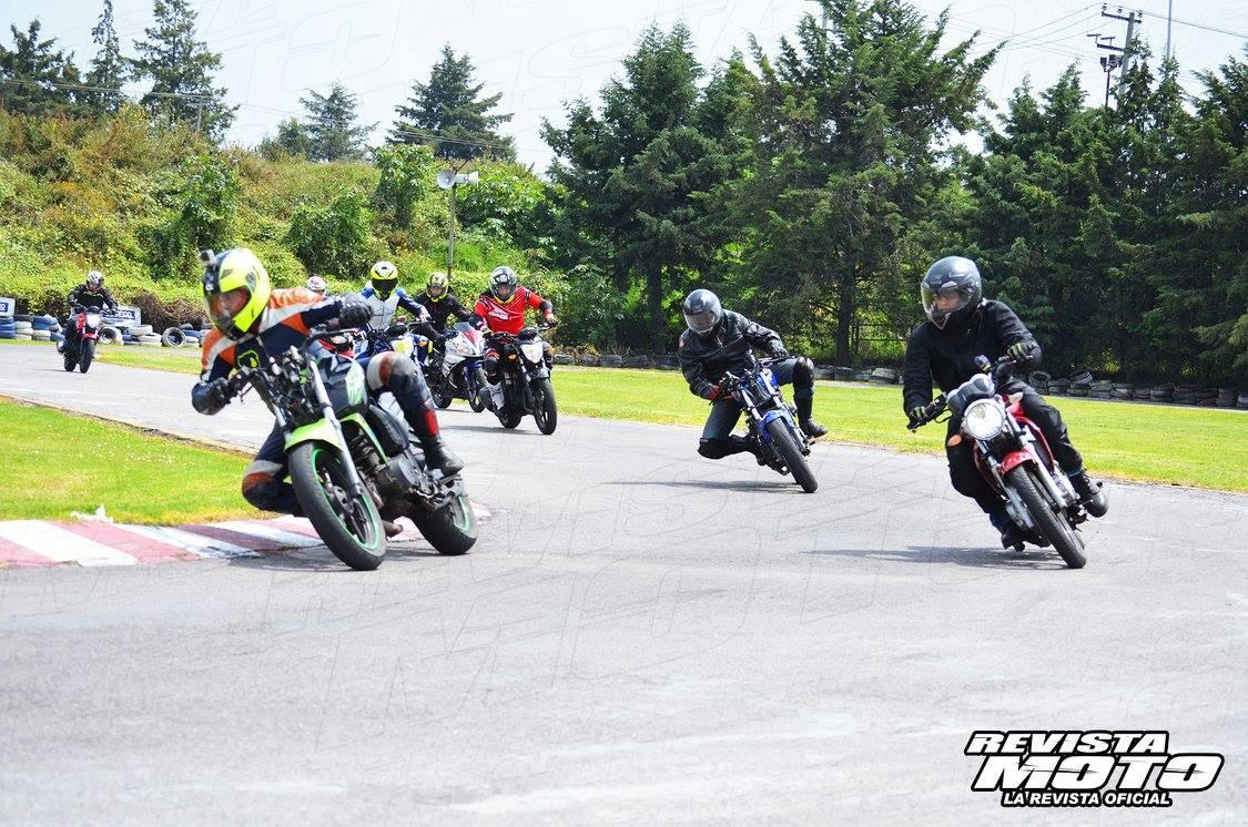 Track Day Yamaha Izcalli 2015