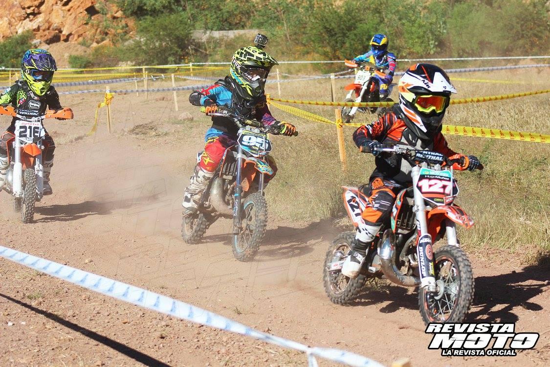 Campeonato Estatal y Nacional de Enduro, Guanajuato 2015