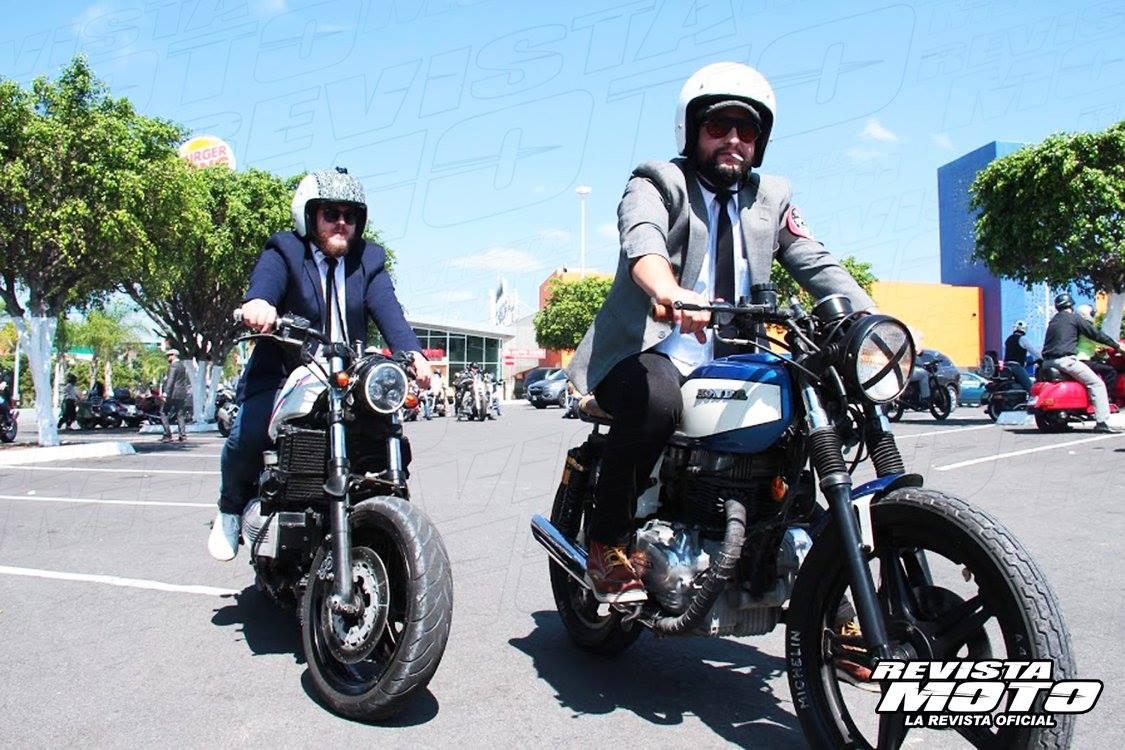 The Distinguished Gentleman´s Ride Guadalajara 2015