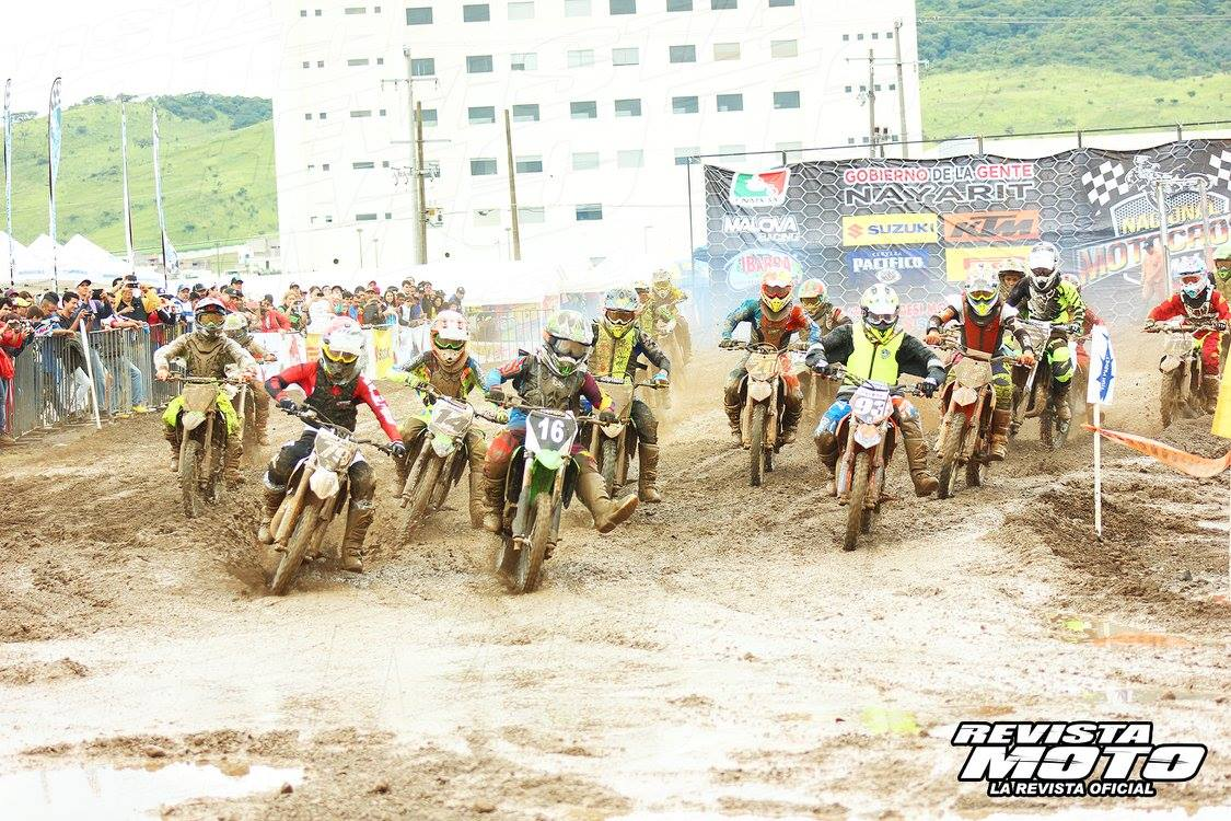 Final Nacional de Motocross Tepic 2015