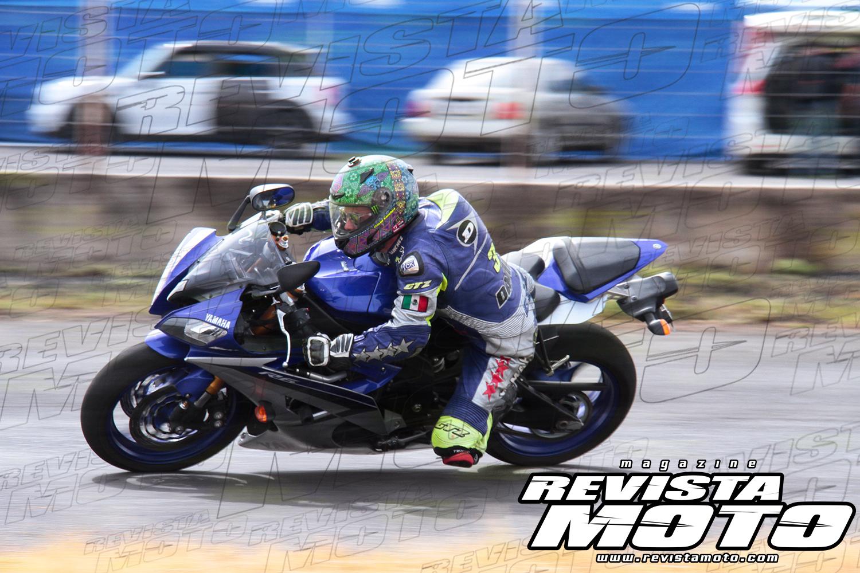 Track Day y la Clínica de manejo de Yamaha Motor de México