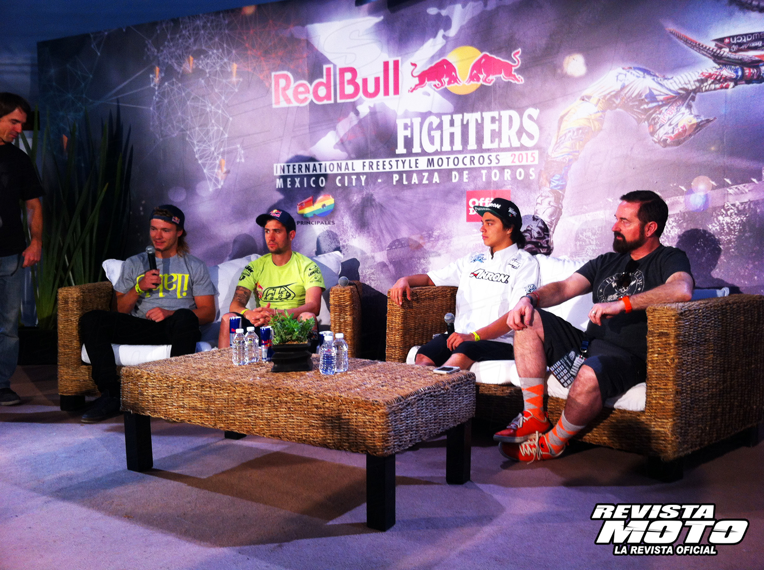 Media Day RedBull X-fighters
