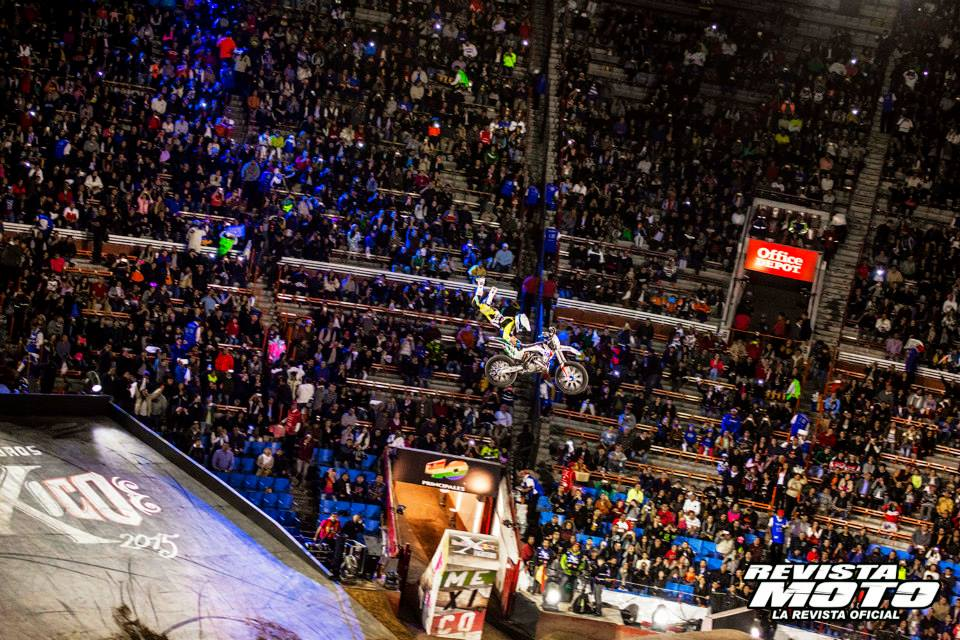 Red Bull X Fighters 2015 México